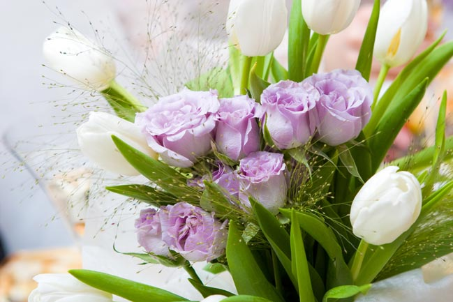 Цветы с днем свадьбы картинки