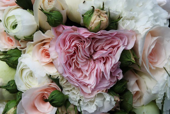Цветами свадьбы в парк отеле аврора